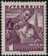 ~~~ Autriche Austria 1934 - Costumes - Mi. 583 * MH Neuf - CV 14.00 Euro ~~~ - Ungebraucht