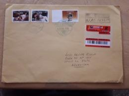 Enveloppe Du Guatemala Distribuée Avec Des Timbres De La Faune - Guatemala