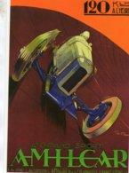 Automobiles Amilcar - Le Grand Sport - Publicité D'epoque - Illustrateur Geo Ham    -  Carte Postale Editions Centenaire - Voitures De Tourisme