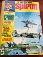 ALBUM SPIROU 137  BON ETAT - Spirou Magazine