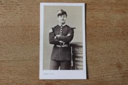 Cdv Cavalerie Second Empire Militaire   Dragons Identifié  Par Franck Paris - Guerra, Militares