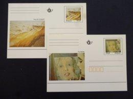 BELGIE BRIEFKAART 50/51 - Stamped Stationery