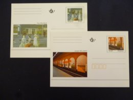 BELGIE BRIEFKAART 52/53 - Stamped Stationery