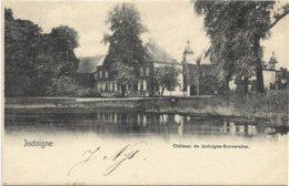 Jodoigne   *  Chateau De Jodoigne-Souveraine - Jodoigne