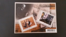 """Timbre Bloc Feuillet NEUF """"Georges Braque"""" N°  F4800  Année 2013 - Blocchi & Foglietti"""