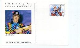 A23846)Olympia 94: Norwegen Olympia-GA - Winter 1994: Lillehammer