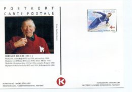 A23848)Olympia 94: Norwegen Olympia-GA - Winter 1994: Lillehammer