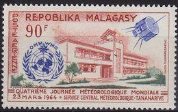 MADAGASKAR MADAGASCAR [1964] MiNr 0519 ( **/mnh ) UNO - Madagaskar (1960-...)