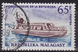 MADAGASKAR MADAGASCAR [1966] MiNr 0553 ( O/used ) Schiffe - Madagaskar (1960-...)