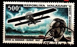 MADAGASKAR MADAGASCAR [1967] MiNr 0568 ( O/used ) [01] Flugzeug - Madagaskar (1960-...)