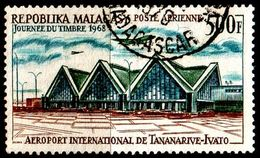 MADAGASKAR MADAGASCAR [1968] MiNr 0580 ( O/used ) Bauwerke - Madagaskar (1960-...)