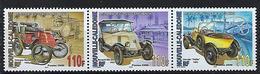 """Nle-Caledonie YT 970 à 972 """" Automobiles De Collection """" 2006 Neuf** - Neukaledonien"""
