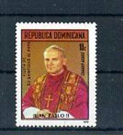 A24259)Johannes Paul II.: Dom. Rep. 1214** - Päpste