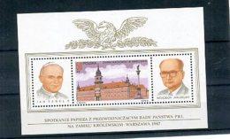 A24315)Johannes Paul II.: Polen Bl 102** - Päpste