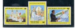 A24343)Johannes Paul II.: Togo 1879 - 1881** - Päpste