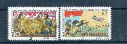 A24554)Vietnam-Vietcong 4 - 5 Gest. - Vietnam