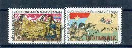 A24555)Vietnam-Vietcong 4 - 5 Gest. - Vietnam