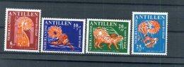 A24606)NL-Antillen 183 - 186** - Antillen