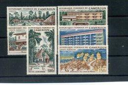 A24683)Kamerun 469 - 474** - Cameroon (1960-...)