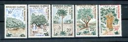 A24697)Mauretanien 308 - 312** - Mauretanien (1960-...)