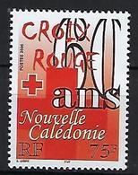 """Nle-Caledonie YT 973 """" Croix-Rouge """" 2006 Neuf** - New Caledonia"""