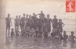 ALTE  Foto- AK  SABLES D'OLONNE / Dep. Vendee  - Menschen Am Meer -  Ca. 1910 - Sables D'Olonne