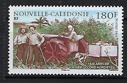 "Nle-Caledonie YT 975 "" Arrivée Des Colons "" 2006 Neuf** - Unused Stamps"