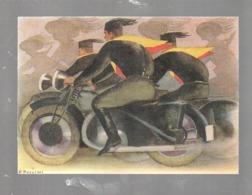 1409 Cartolina Di Illustratore Premilitare PULLINO - Cartoline