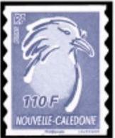 "Nle-Caledonie YT 976 Adhesif "" Le Cagou 110F Bleu-noir "" 2006 Neuf** - Unused Stamps"