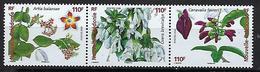 "Nle-Caledonie YT 981 à 983 Bande "" Lianes Ornementales "" 2006 Neuf** - New Caledonia"
