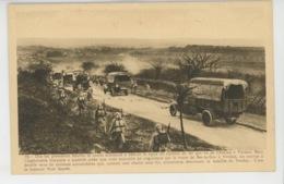 GUERRE 1914-18 - VERDUN - La Voie Sacrée - Guerre 1914-18