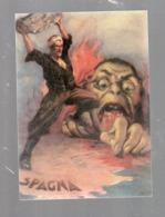 1414 Cartolina Di Illustratore  SERIE  O. M. S.   SPAGNA - Cartoline