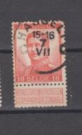 COB 118 Oblitération Centrale HASSELT C - 1912 Pellens
