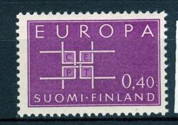 Europa 1963 **  Finlande  N° 556 - Europa-CEPT