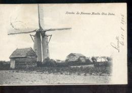 Knocke - Le Nouveau Moulin Chez Ziska Molen - 1905 - Belgique