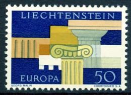 Europa 1963 **  Liechtenstein N° 381 - Europa-CEPT