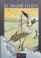 J.L. Hiettre - S. Aillery - Le Grand Fleuve - L'île Aux Canes - Boeken, Tijdschriften, Stripverhalen