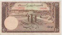 PAKISTAN P. 13 10 R 1956  XF - Pakistan