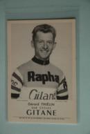 CYCLISME: CYCLISTE : GERARD THIELIN - Cyclisme