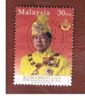 MALESIA (MALAYSIA)  -  SG 1130 -   2003 SULTAN IDRIS OF SELANGOR -  USED ° - Malesia (1964-...)