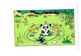 Cpm - Marsupilami - DISNEY - 1993 - Dessin édit Hazan N°14 - Panda Ronde - Comics