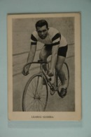 CYCLISME: CYCLISTE : LEARCO GUERRA - Cyclisme