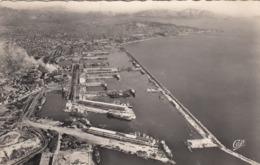 Cp , 13 , MARSEILLE , L'ensemble Des Bassins Du Port , Vue Aérienne (Cliché: Robert Durandaud) - Joliette, Zone Portuaire