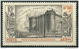 Nouvelle Caledonie (1939) PA N 35 * (charniere) - Ungebraucht
