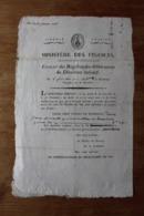Révolution Française  Departement Du Var Vignette  Cours Des Mandats  De 100 Livres - Historical Documents