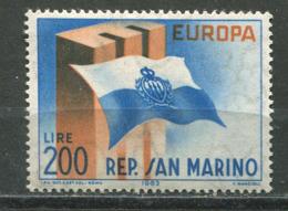 Europa 1963 ** St Marin N° 604 - Europa-CEPT