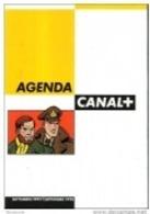 Agenda Canal+ September 1997/1998 Blake Et Mortimer - Libri, Riviste, Fumetti
