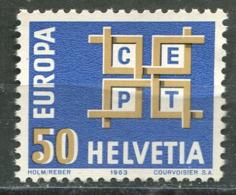 Europa 1963 ** Suisse N° 716 - Europa-CEPT