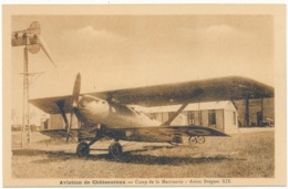 CHATEAUROUX, Aviation - Camp De La Martinerie, Avion Bréguet XIX - Chateauroux