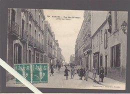 Nantes / Rue Des Olivettes Prise Du Nord - Nantes